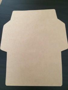 封筒 手作り 作り方 オリジナル