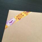 手作り 封筒 デコレーション 作り方 テンプレート