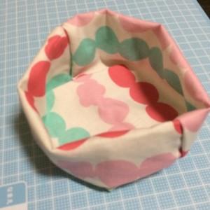 簡単 小物入れ 作り方 布 手作り