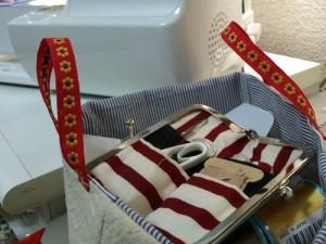 小物入れ 布 布製 簡単 手作り