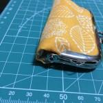 がま口 リップケース 型紙 作り方
