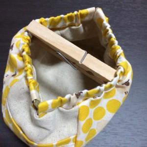 バネポーチ ふくふくポーチ 型紙 パターン 販売 snowwing 12cm バネ口金