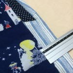 パタレ パターンレーベル ショートパンツ ハーフパンツ リラックスキュロット 手作り サイズ 型紙