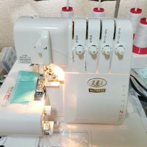 ロックミシン 衣縫人 BL5700EXS 選び方 違い