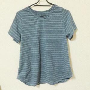 Tシャツ 手作り 型紙 ハンドメイド ニット 簡単 半袖 polka drops そうげんTシャツ