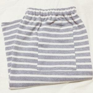 スカート 手作り ハンドメイド ニット ボーダー Rickrack しましまスカートのキット