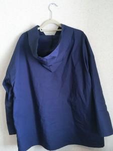 mion 型紙 布帛でつくるパーカー ブロード 服 洋裁