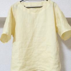 Hooray! イージースタイルシャツ 型紙 パターン トップス 洋裁 簡単 リネン