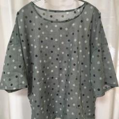 RickRack バタフライブラウス 布帛 Tシャツ パターン 型紙 洋裁